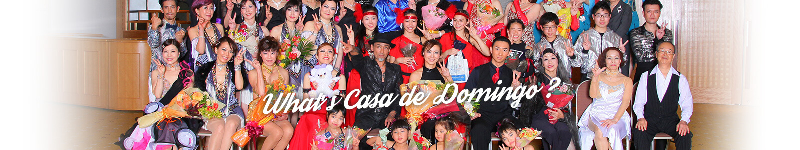 What's Casa de Domingo ?